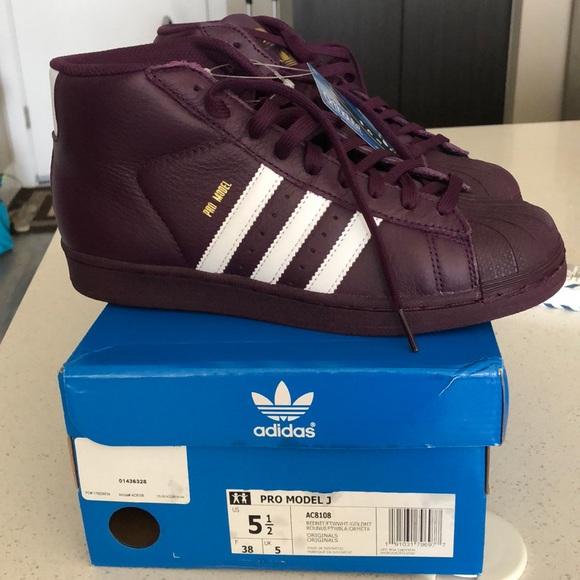 Adidas PRO MODEL high-tops e576a0f3d3